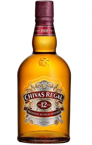 Chivas Regal 12 Years 0,7l
