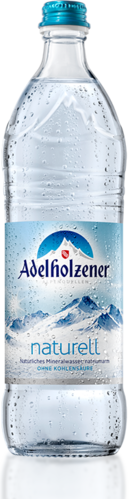 Adelholzener Naturel 0,75l